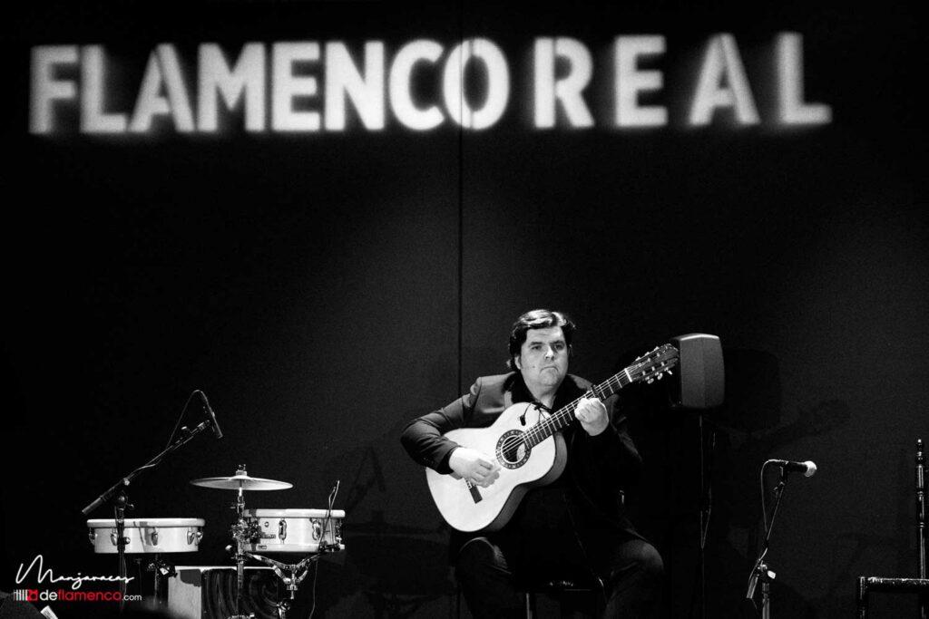 Ricardo Fernández del Moral- Flamenco Real - Teatro Real