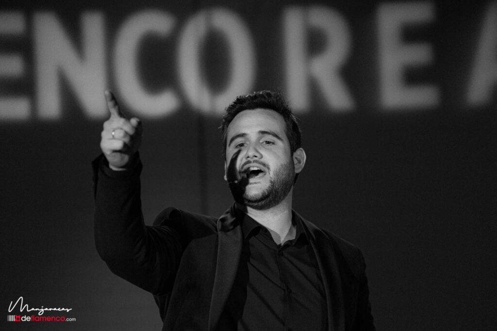 Bernardo Miranda - Flamenco Real - Teatro Real