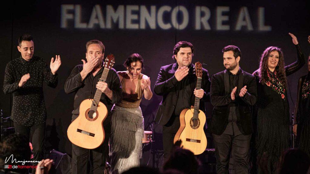 Yolanda Osuna - Flamenco Real - Teatro Real