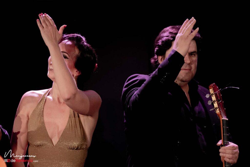 Yolanda Osuna - Ricardo Fernández del Moral- Flamenco Real - Teatro Real