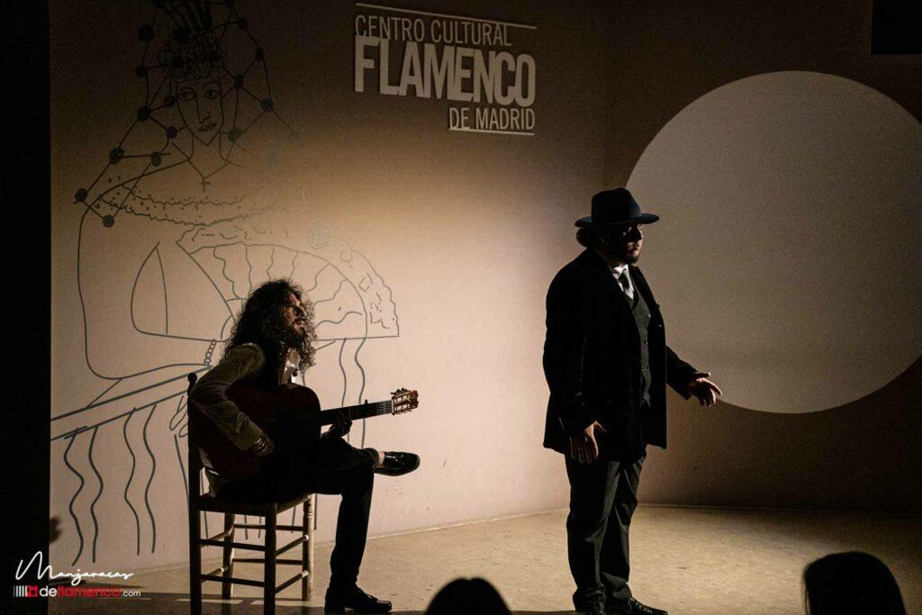 Joni Jiménez & Juañarito - Viva Madrid Vivo - Centro Cultural Flamenco de Madrid