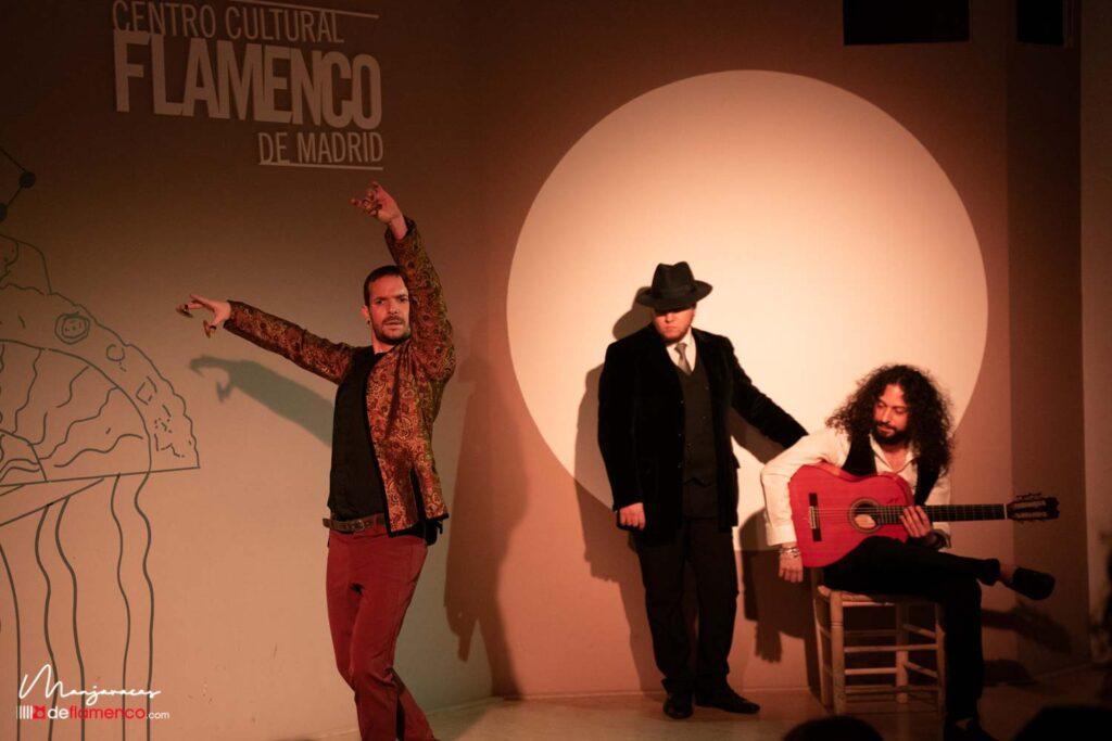 Jesús Fernández - Viva Madrid Vivo - Centro Cultural Flamenco de Madrid
