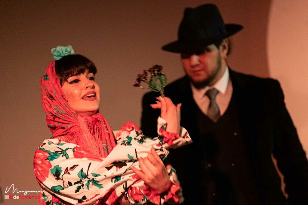 Eva Manzano & Juañarito - Viva Madrid Vivo - Centro Cultural Flamenco de Madrid
