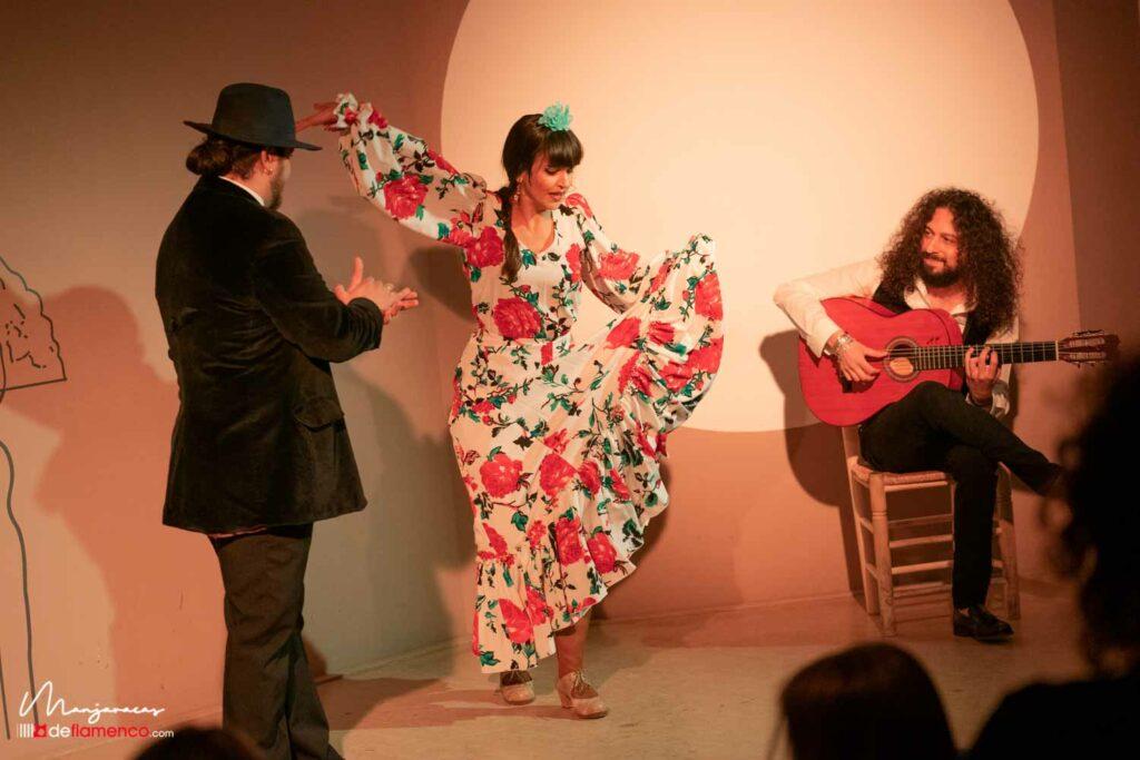 Eva Manzano & Juañarito & Joni Jiménez - Viva Madrid Vivo - Centro Cultural Flamenco de Madrid