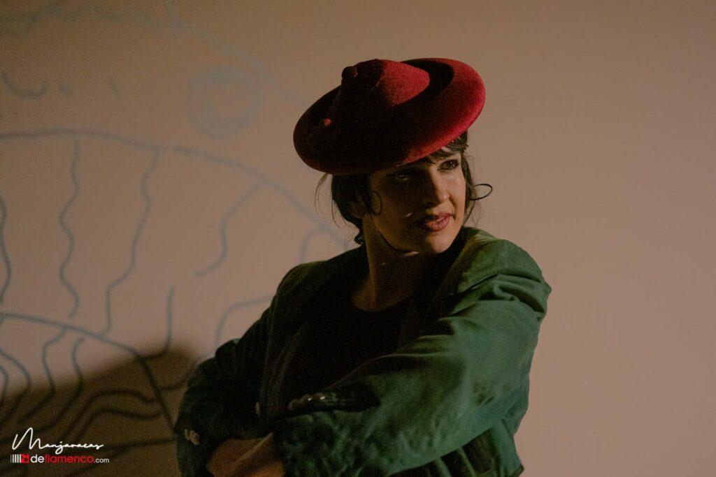 Eva Manzano - Viva Madrid Vivo - Centro Cultural Flamenco de Madrid