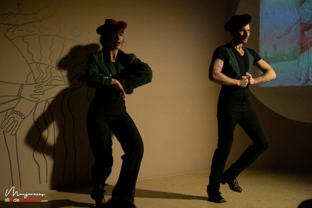 Jesús Fernández & Eva Manzano- Viva Madrid Vivo - Centro Cultural Flamenco de Madrid