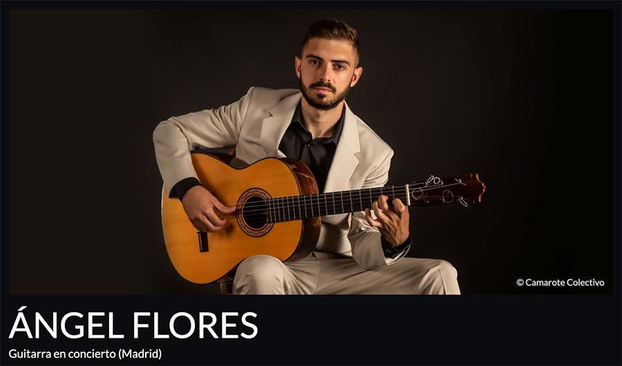 Ángel Flores