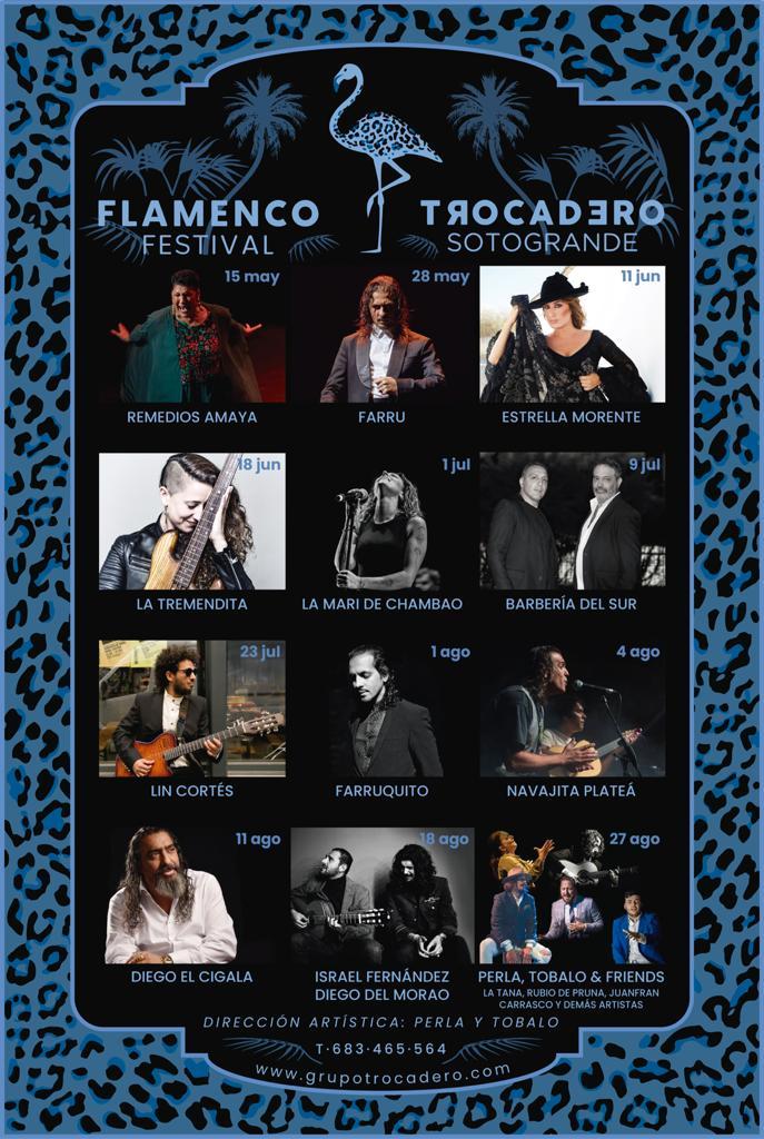 Flamenco Trocadero Sotogrande