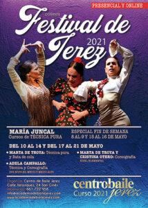 Cursos Festival de Jerez - Centro de Baile Jerez