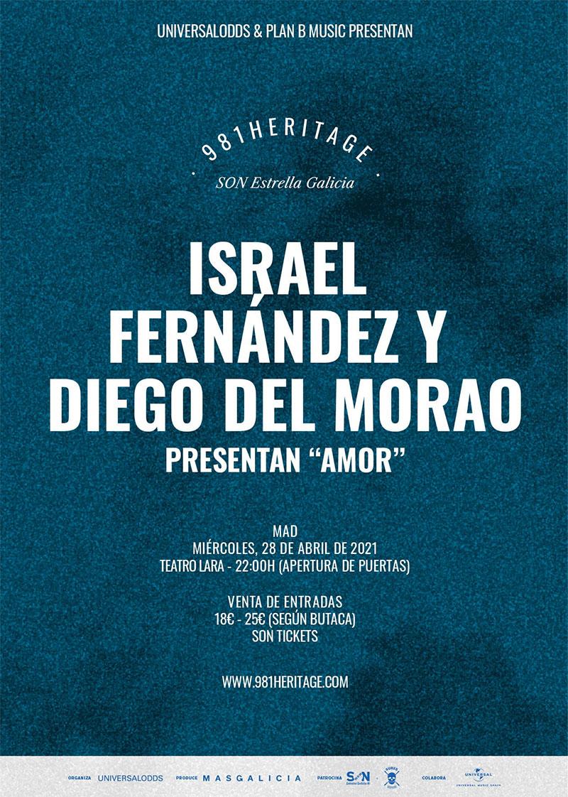 """Israel Fernández & Diego del Morao """"Amor"""""""