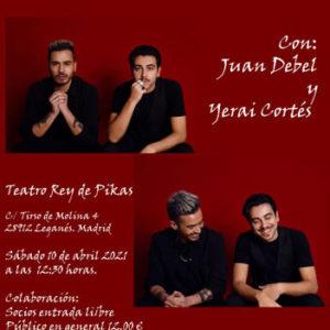 Juan Debel & Yerai Cortés