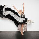 Tania Martin - Mira de la danza española de Antonio Najarro - foto: Jorge Cueto