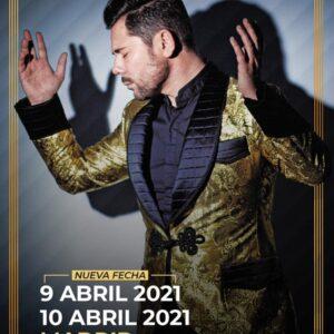 Miguel Poveda - Teatro Coliseum