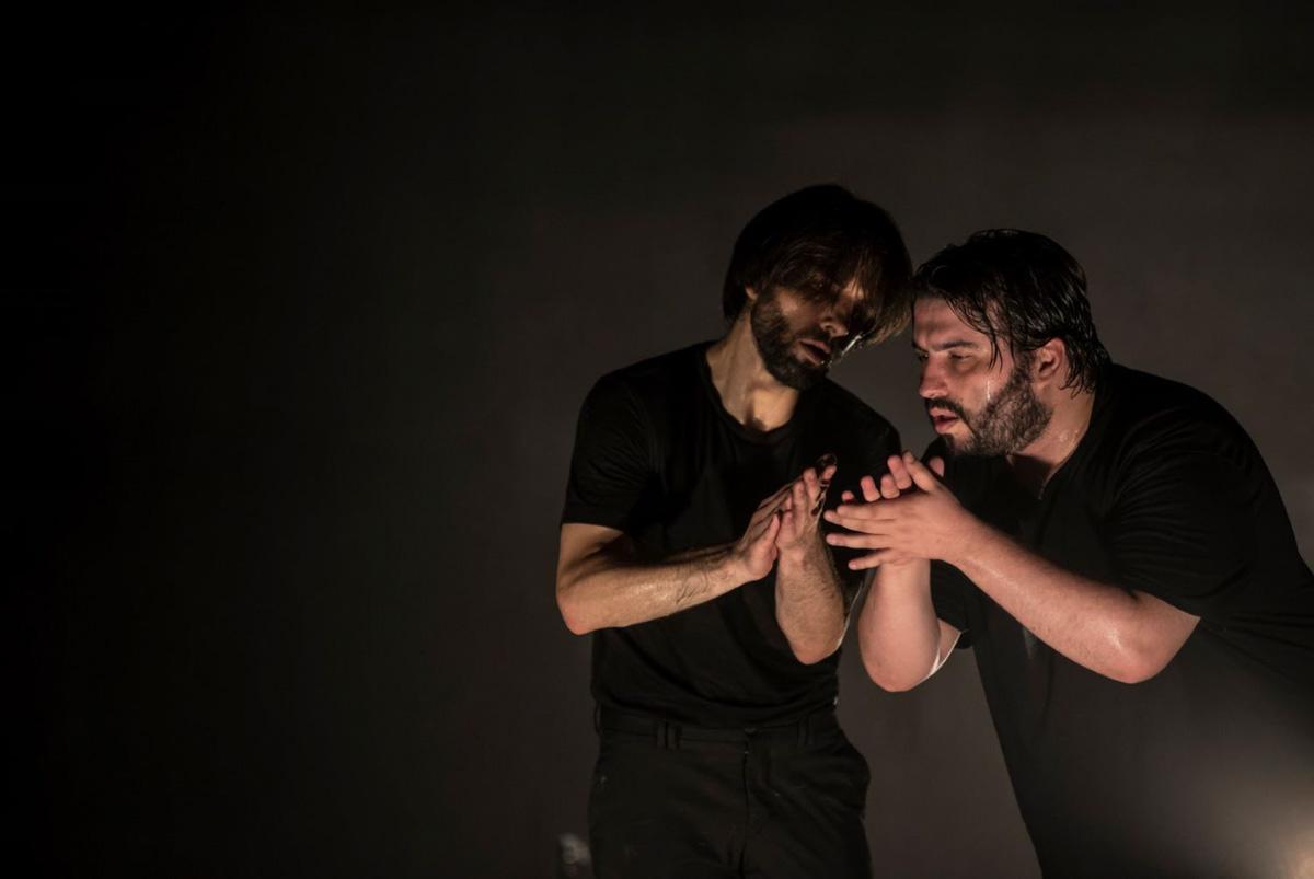 Silencios - Estévez & Paños - foto Beatrix Molnar