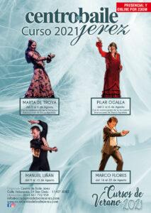 Centro de Baile Jerez - Verano 2021