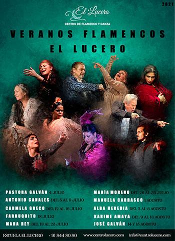Veranos Flamencos El Lucero 2021