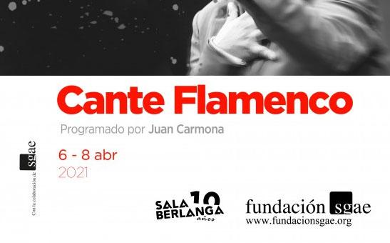 Cante Flamenco en Sala Berlanga