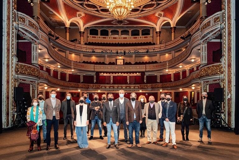 Los Giraldillos de la Bienal protagonizan la semana flamenca en el Teatro Lope de Vega