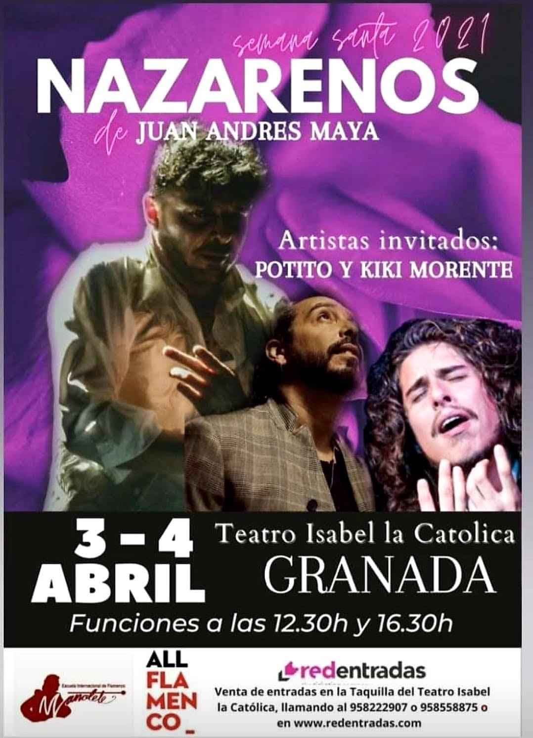 Nazarenos - Juan Andrés Maya