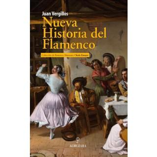 Nueva historia del flamenco - Juan Vergillos (Libro)