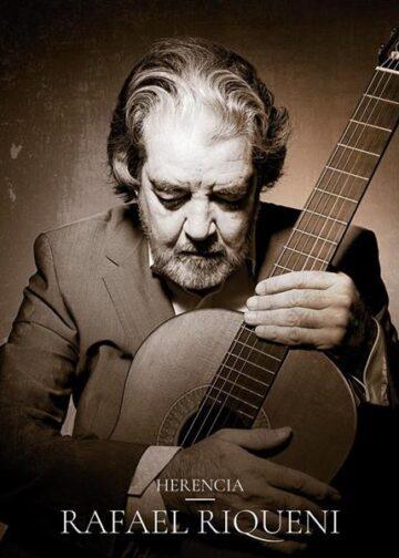 Rafael Riqueni - Herencia (CD)