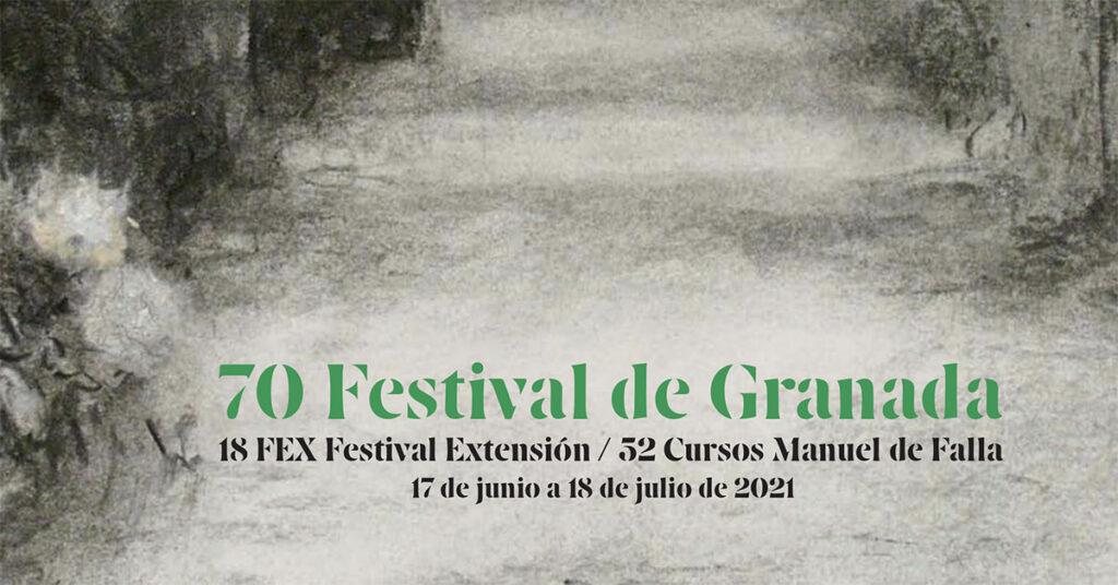 70 Festival de Granada