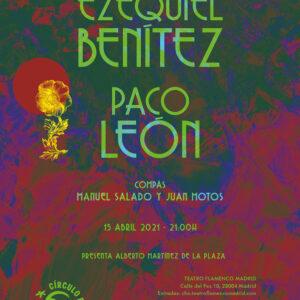 Ezequiel Benitez - Círculo Flamenco de Madrid