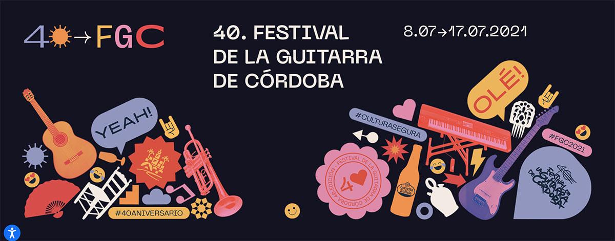 Flamenco en el 40 Festival de la Guitarra de Córdoba