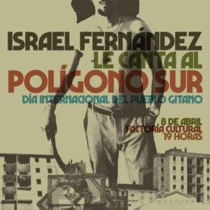 Israel Fernández canta a las 3000