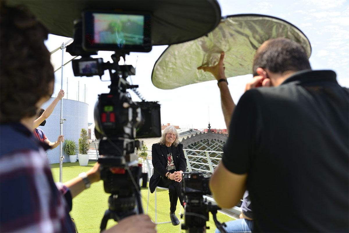 José Mercé en «Algo salvaje. La historia de Bambino»