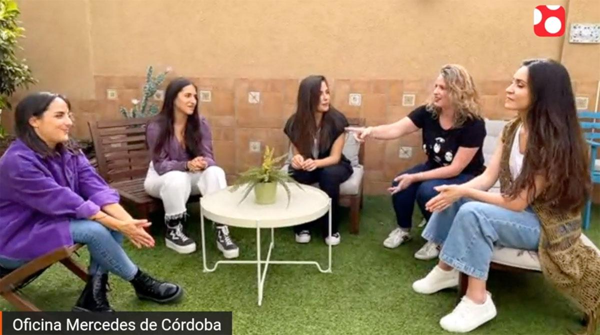 Merdedes de Córdoba presenta a su cuerpo de baile