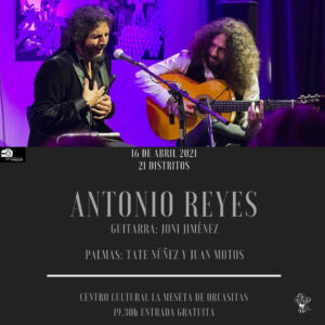 Antonio Reyes - Orcasitas