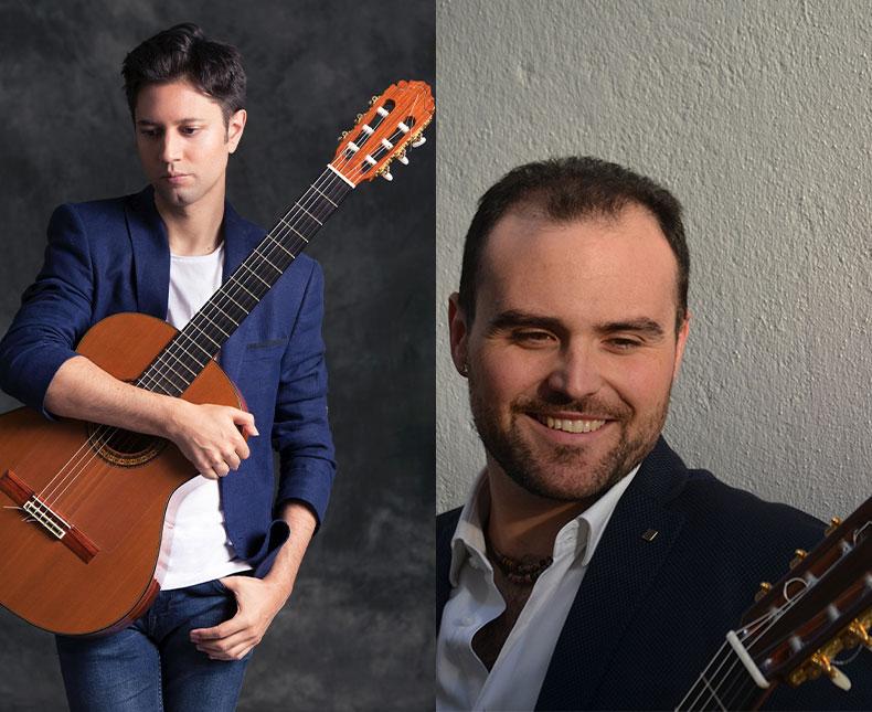 David Carmona & Santigo Lara