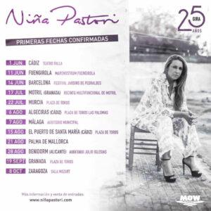 Gira Niña Pastori