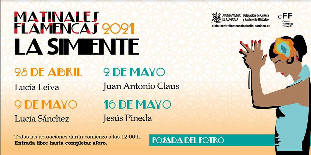 La Simiente - Matinales Flamencas