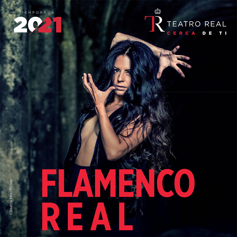 "Mercedes de Córdoba ""FLAMENCO, SIN MÁS"" en Flamenco Real"