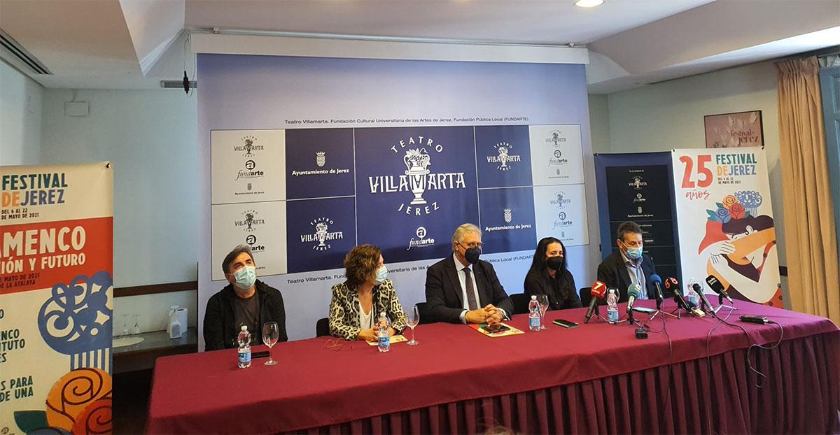 Eva Yerbabuena abre el XXV Festival de Jerez con el estreno de 'Al igual que tú'
