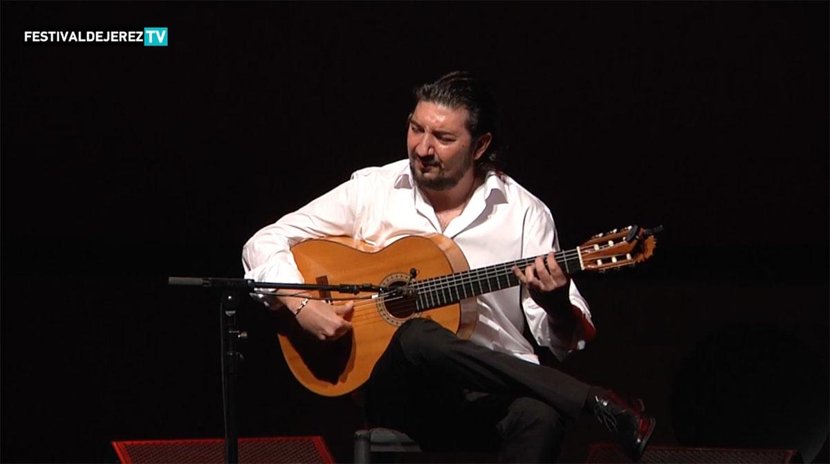 Antonio Rey 'Jerez sin fronteras' – video