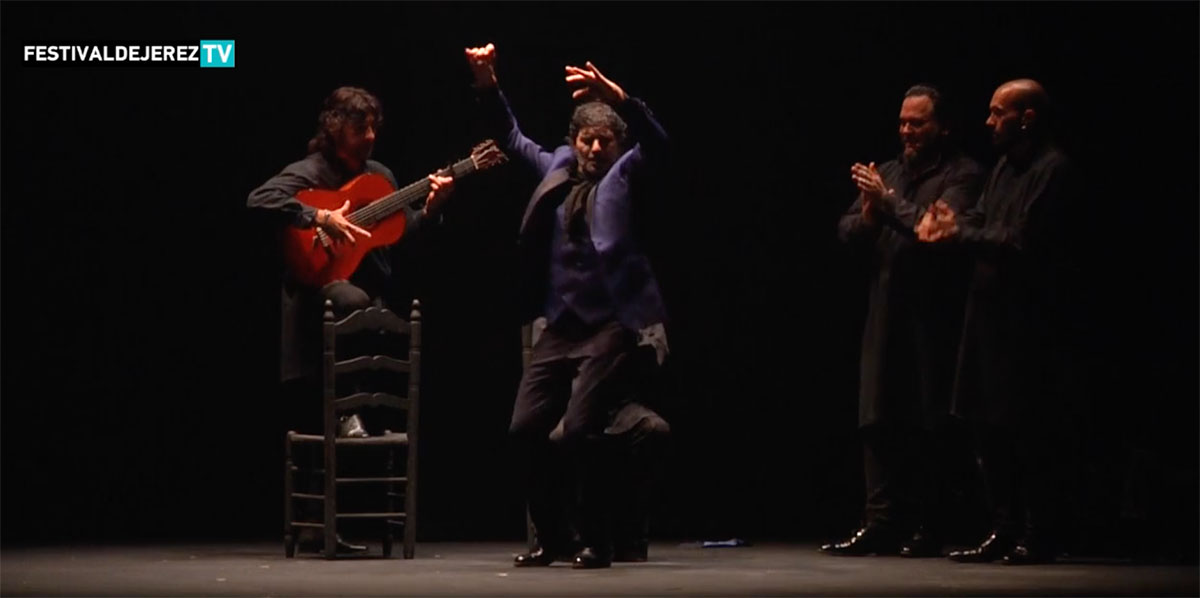 Video Joaquín Grilo 'Alma' – Festival de Jerez