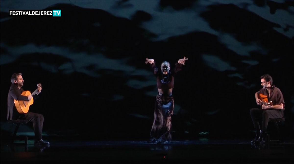 Vídeo Rocío Molina  'Al fondo riela' – Festival de Jerez