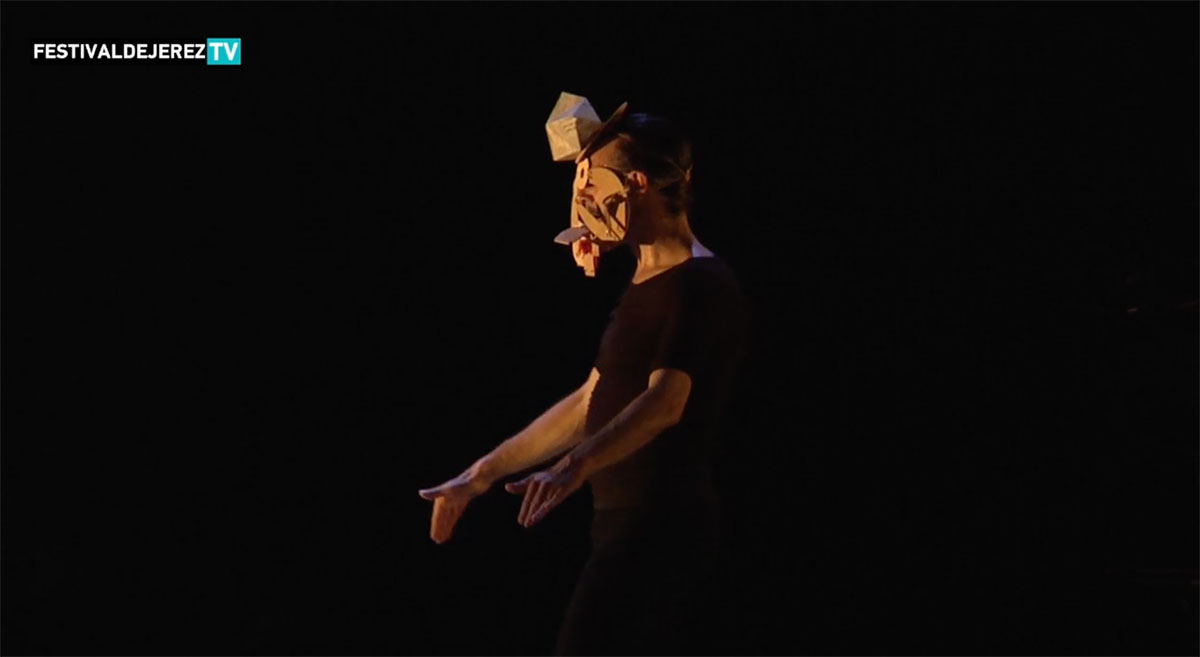 "Vídeo Andrés Marín Carta Blanca. ""Mi flamenco impuro"" – Festival de Jerez"