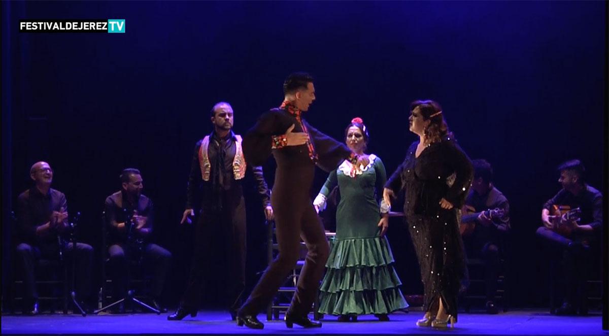 Vídeo Tamara Tañé «Mis tres puñales» – Festival de Jerez
