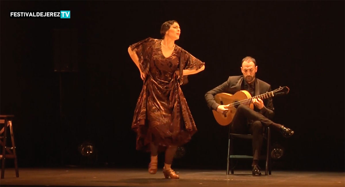 Vídeo Mónica Iglesias 'Tálamo' – Festival de Jerez