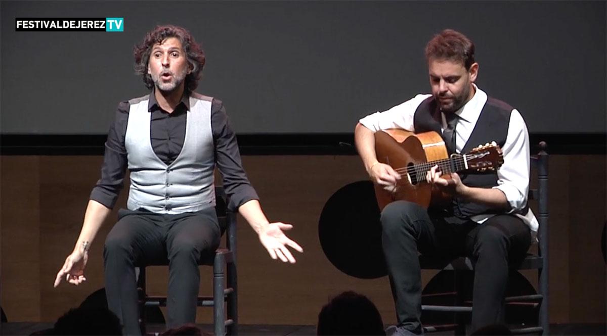 Vídeo Arcángel  'Tablao' – Festival de Jerez