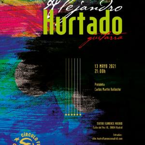 Alejandro Hurtado Círculo Flamenco de Madrid