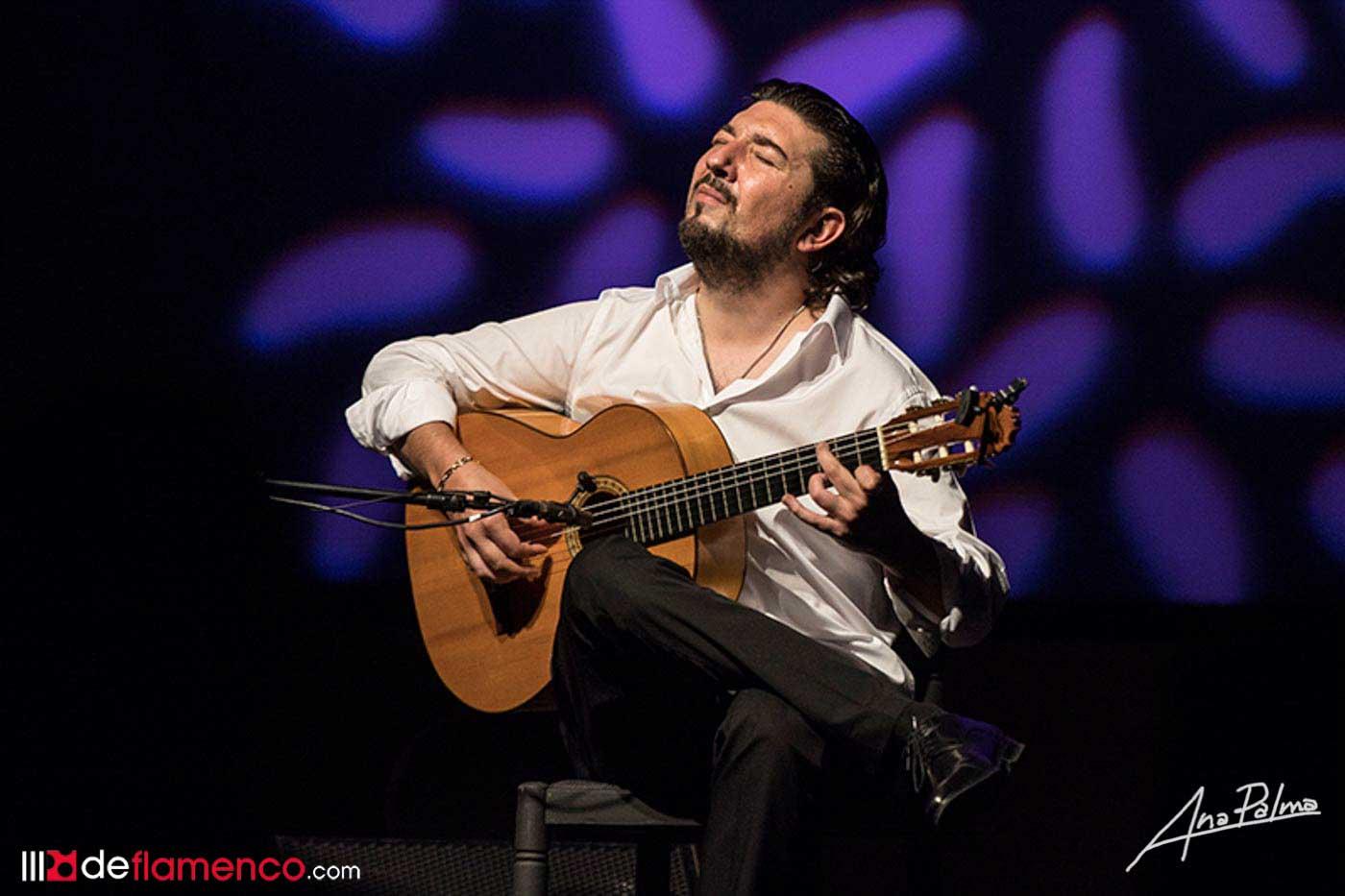 Antonio Rey, el placer del toque