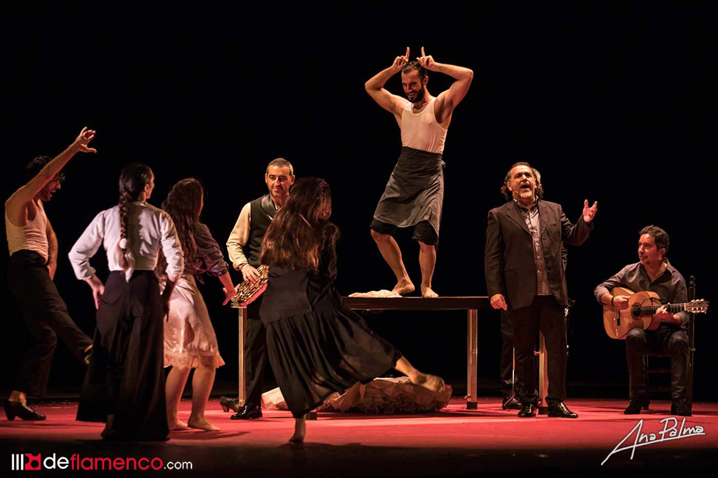 ¡Fandango! de David Coria y David Lagos, Premio de la Crítica del Festival de Jerez 2021