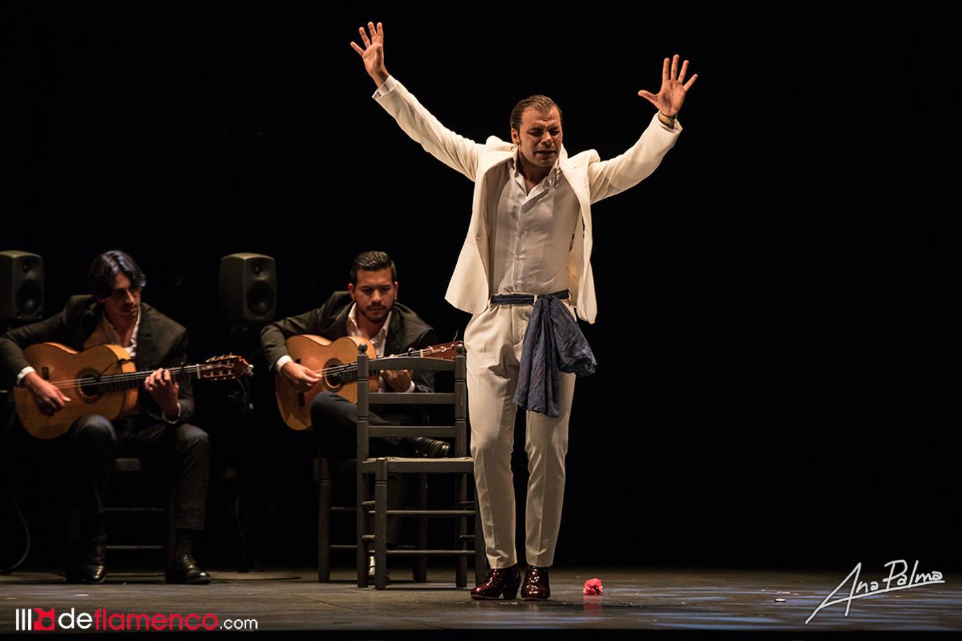 Fernando Jiménez, un baile de reaños