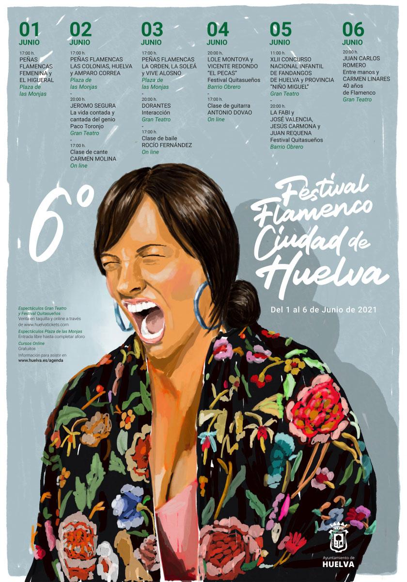 Festival Flamenco Ciudad de Huelva