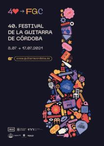 Guitarra Córdoba 2021